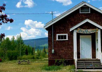 Driftwood Schoolhouse